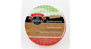 Saucisson Danois Façon Salami